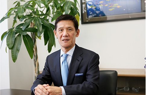 理事長 税理士 松久 英雄